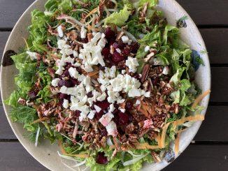 spring equinox salad